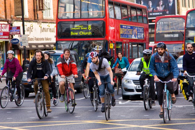 British Cycling launches commuter-specific membership