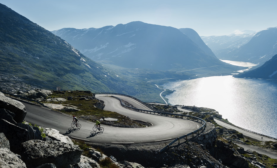 Maserati haute route norway launched first event in 2018 for Haute route 2018