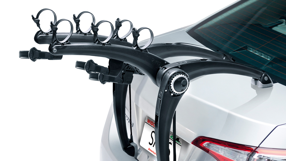 buyer 39 s guide car racks pictures cyclist. Black Bedroom Furniture Sets. Home Design Ideas