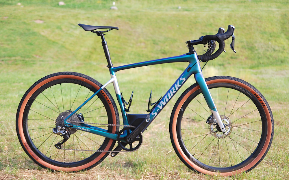 Specialized S Works Diverge 2018 Launch First Ride