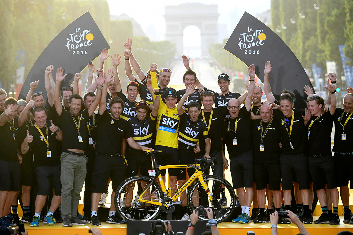 who won tour de france