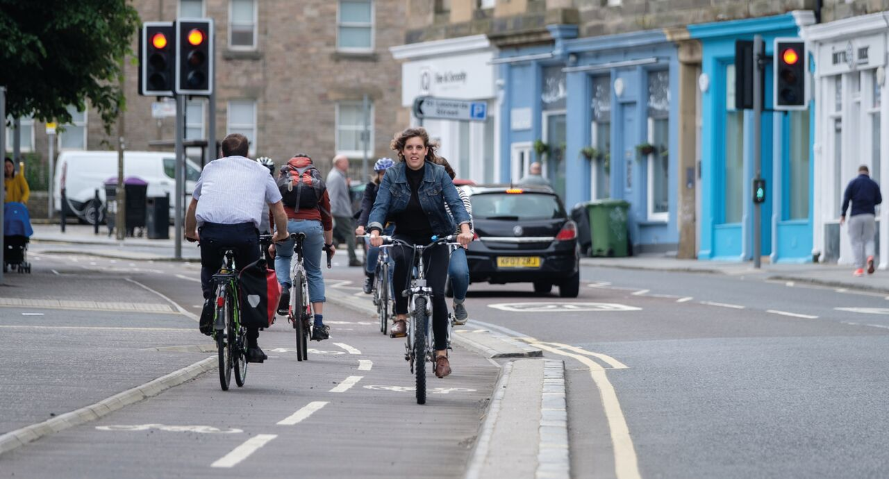 Nearly 80 Of People Want To See More Segregated Cycle