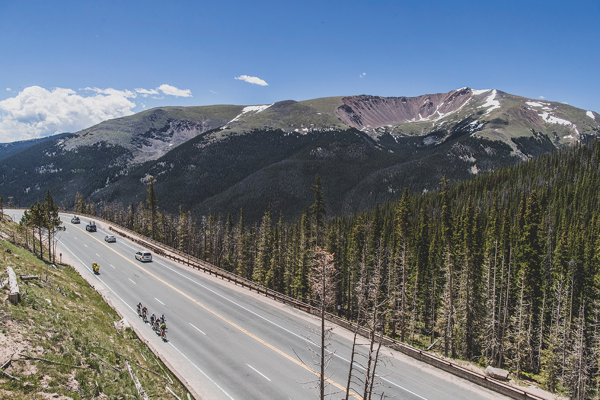 Haute Route 2018 Of American Flyers Haute Route Rockies Sportive Review Cyclist