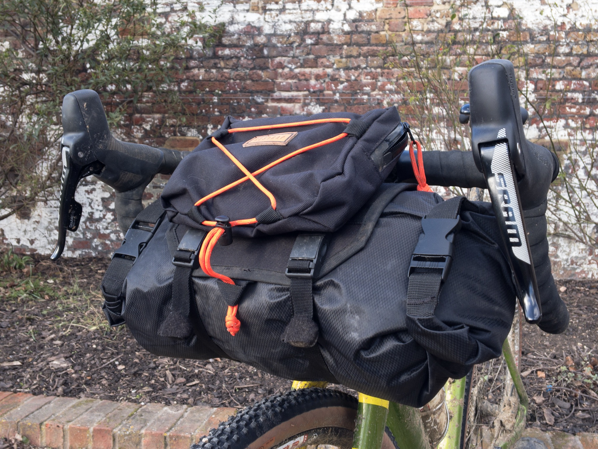 Restrap Bar Bag Holster And Dry Bag Review Cyclist