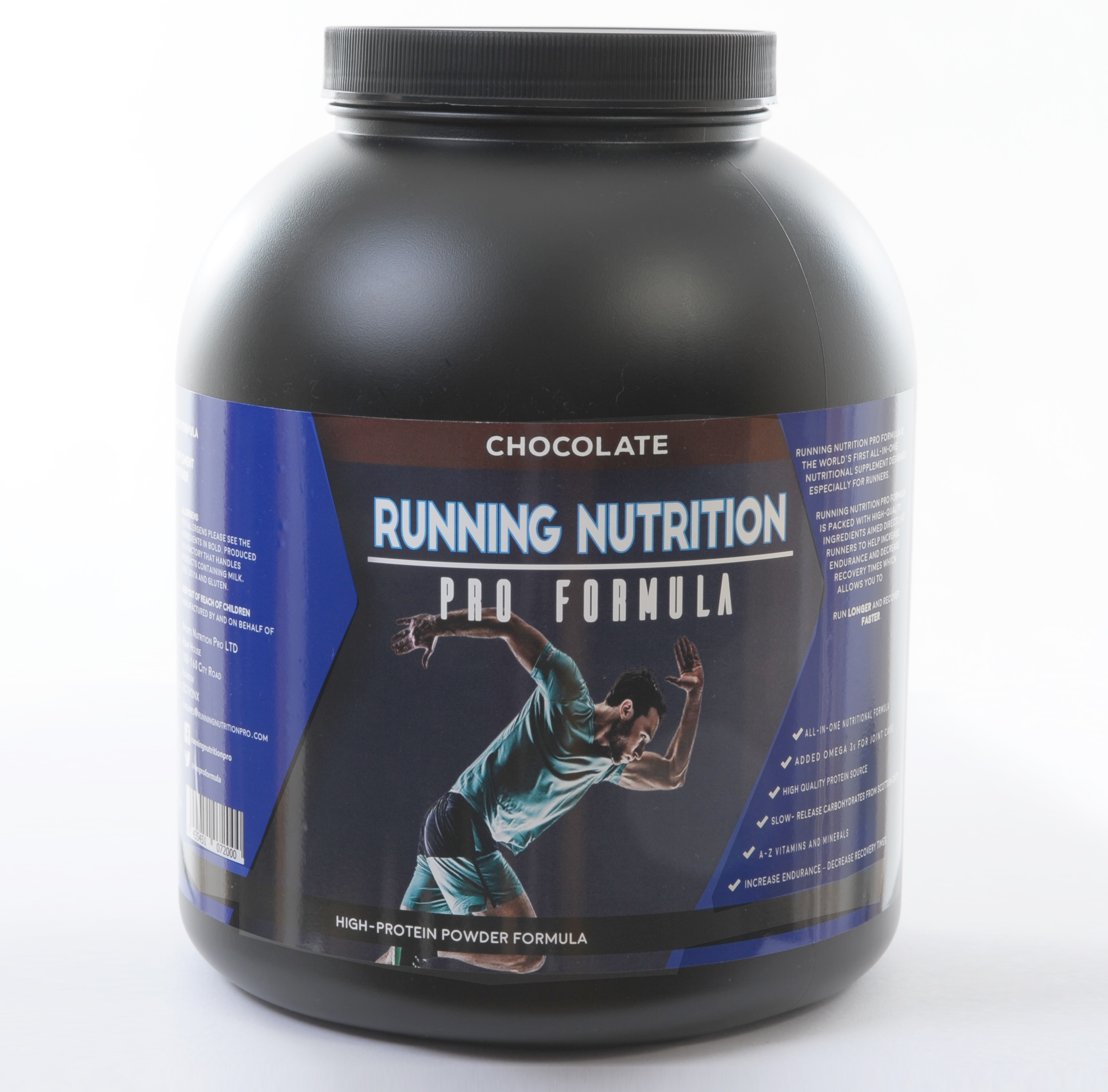 Running Nutrition Pro Formula protein powder review | Cyclist
