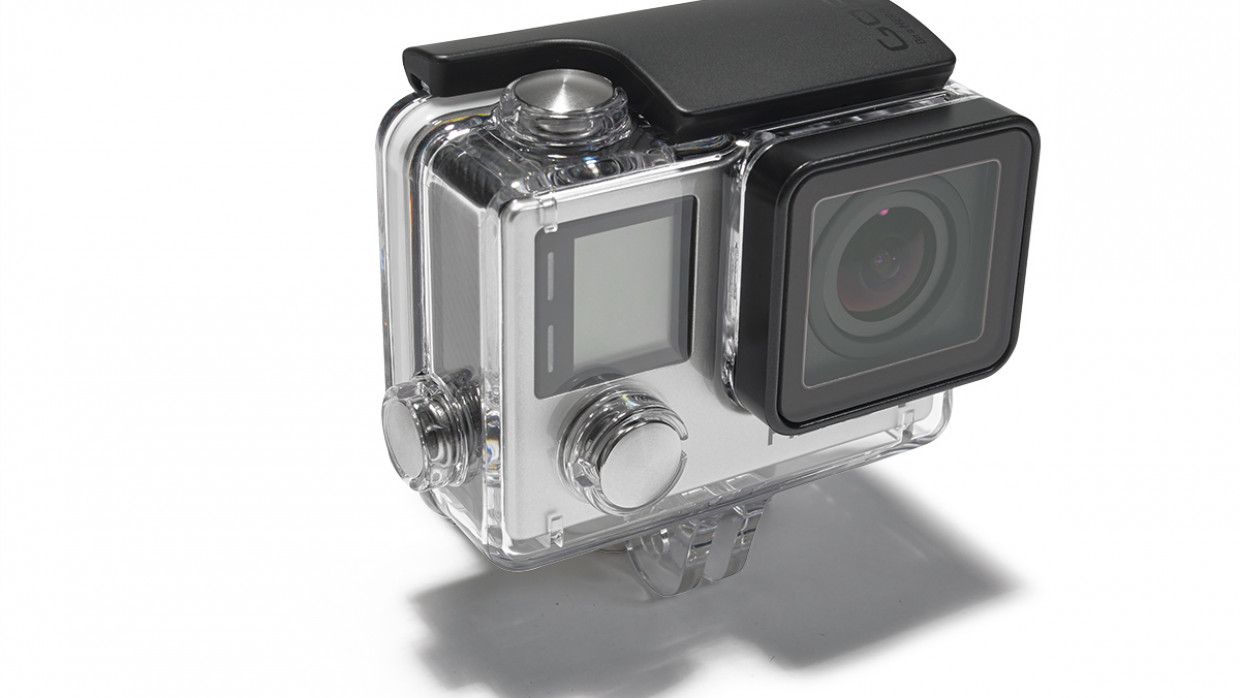 gopro hero 4 silver case