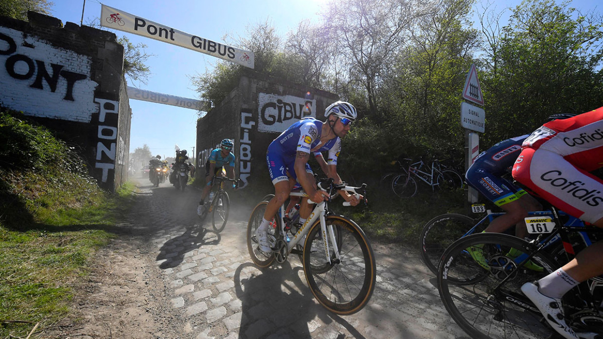Goolaerts dies after crash at Paris-Roubaix cycling race
