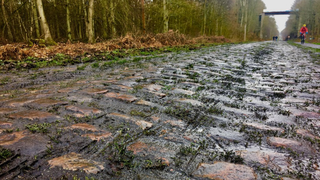 Paris-Roubaix: Michael Goolaerts in hospital after crash