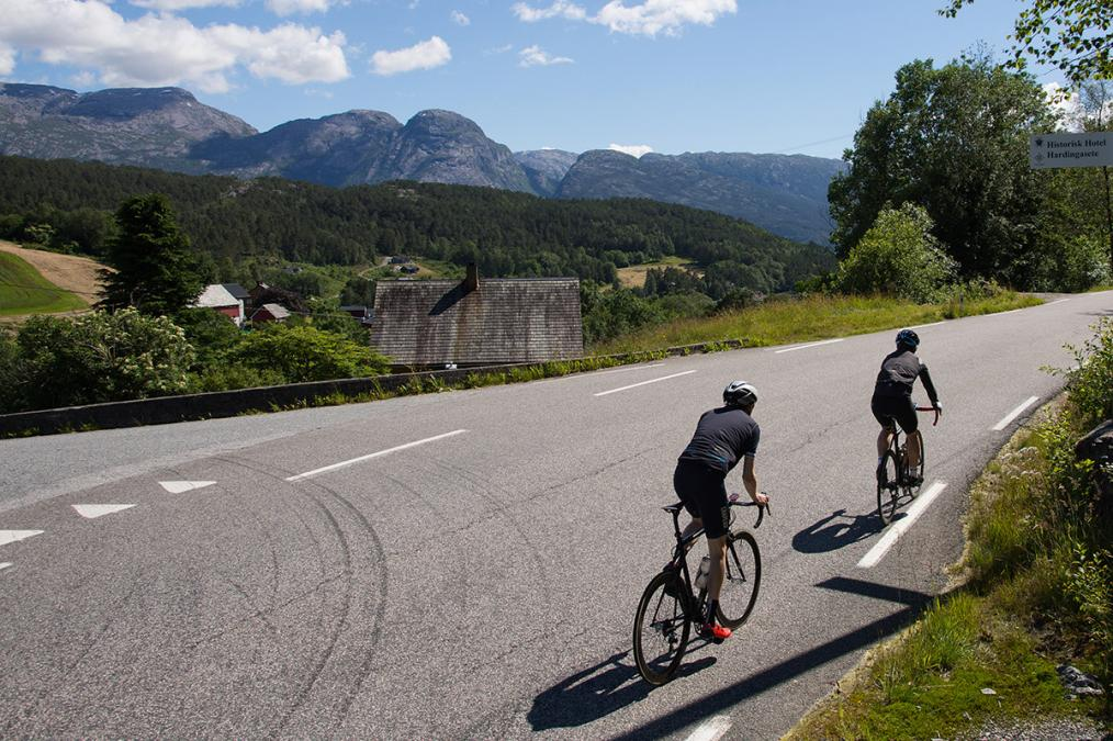Norway big ride: Fjords, waterfalls, testing climbs and ...
