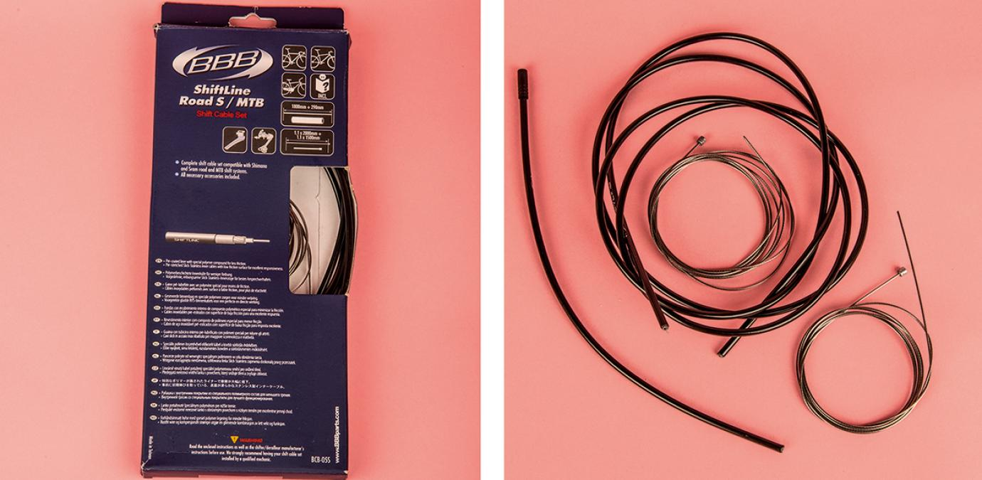 Seven Best Road Bike Gear Cable Upgrades Reviewed Cyclist Speed Wire Race Car Wiring Buyers Guide