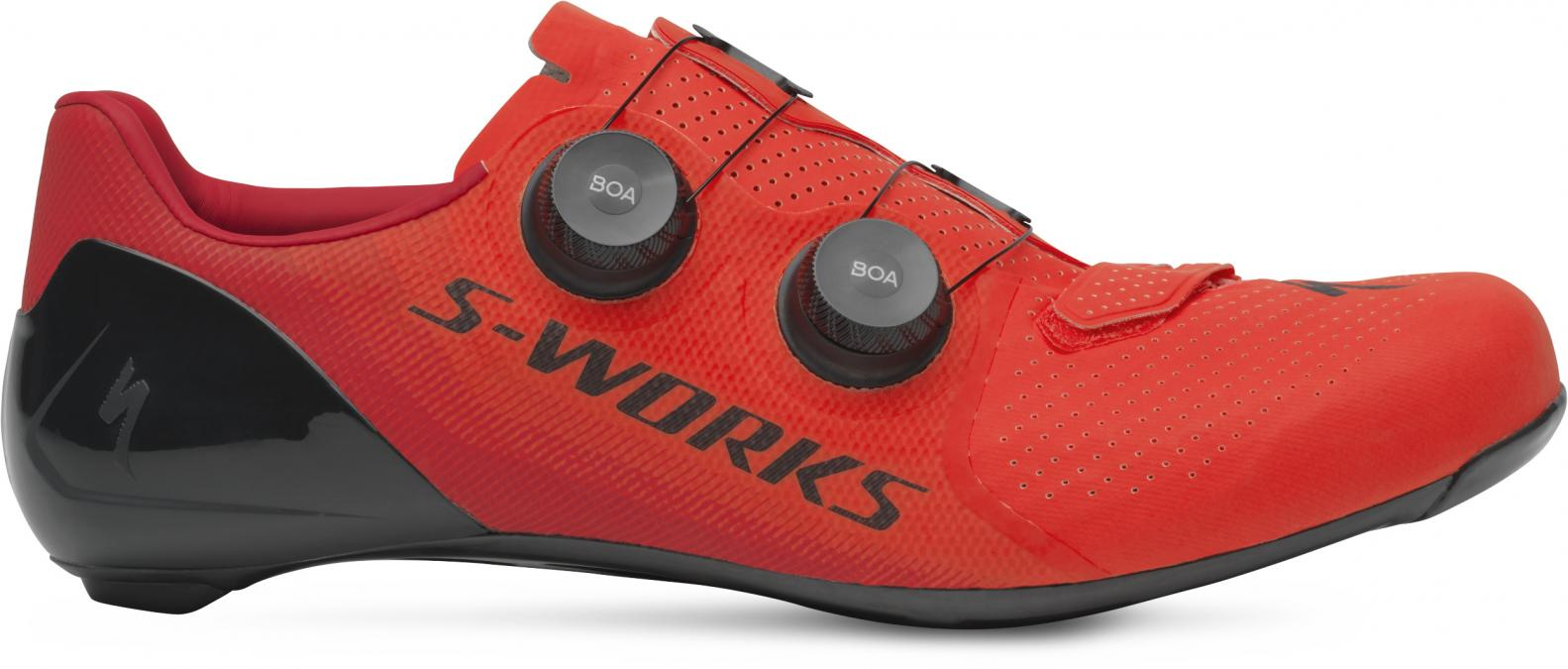 S Works Shoes