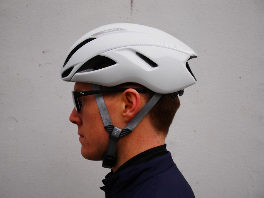 839b2181abb New product launch: Specialized S-Works Evade II aero road helmet ...