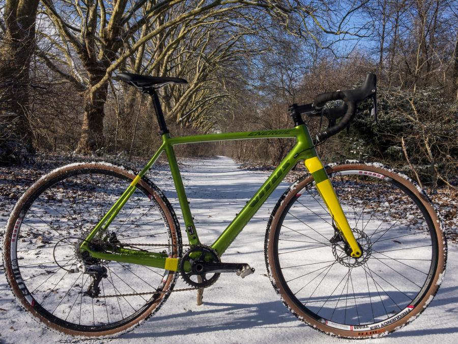 Vitus Energie Carbon CR SRAM Rival cyclocross bike review | Cyclist