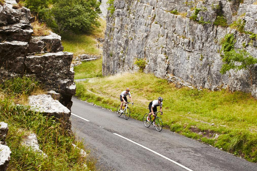 Cheddar gorge pictures   Cyclist