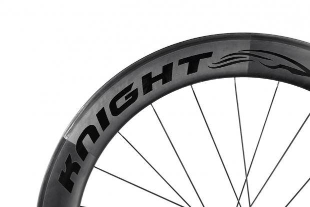 Knight Carbon Wheels Knight 65 Wheelset Carbon