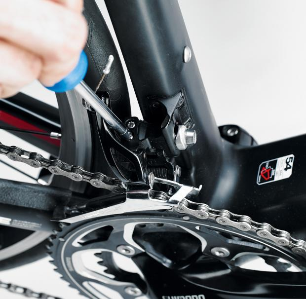 How To Adjust Shimano Front Derailleur  Ring