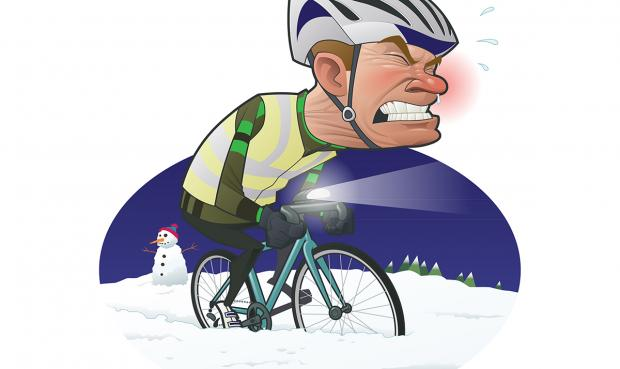 The good cyclist's guide to bad weather riding