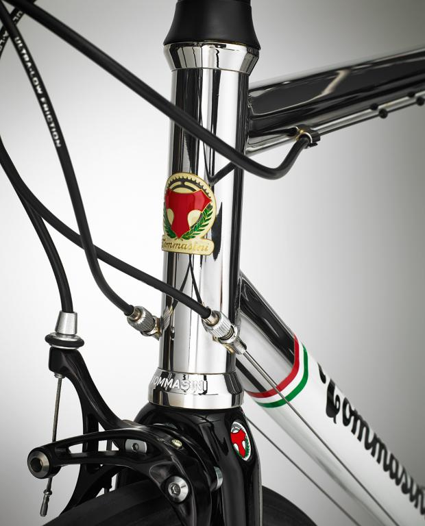 Tommasini X-fire head tube