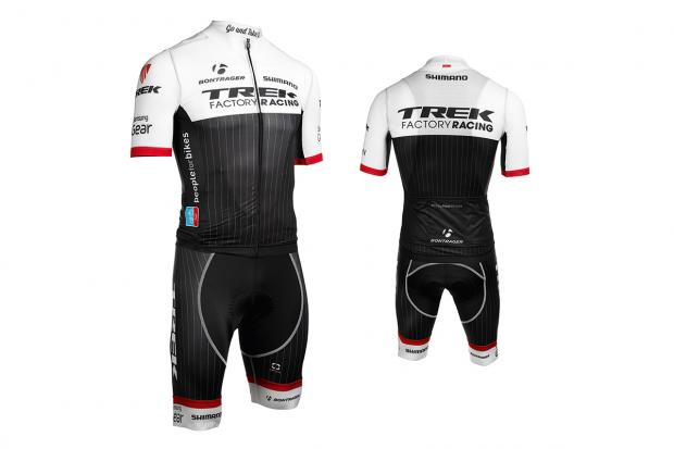 2016 Team TREK Segafredo Pro Racing Clothing Set Cycle Jersey and ...
